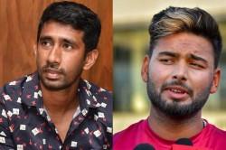 Wriddhiman Saha Said There Is No Competition With Rishabh Pant