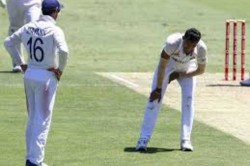Brisbane Test Navdeep Saini Unable To Bowl On Day
