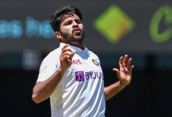 Shardul Thakur Happy For Mohammed Siraj After His Five Wicket Haul In Gabba Test