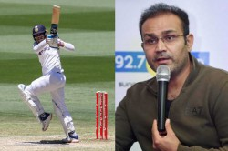 Virender Sehwag Reacts Parents Will Be Parents After Shubman Gill S Father Says Century Would Have