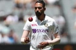 Brisbane Test Mohammed Siraj Strikes Twice In Same Over