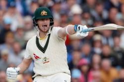 Sydney Test Steve Smith Hits Fifty After Navdeep Saini Strikes