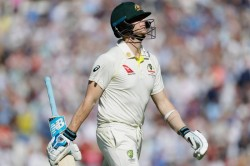 India Vs Australia Washington Sundar Gets Steve Smith On Debut
