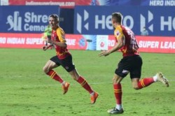 Isl 2020 21 Scott Neville Scores Late Goal East Bengal Kerala Blasters Play Out 1 1 Draw