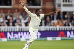 India Vs England Jofra Archer Ruled Out Of Second Test After Injection To Right Elbow