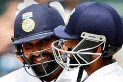 India Vs England Rohit Sharma Ajinkya Rahane Shine India On 300 6 At Stumps