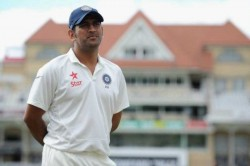 Ishant Sharma Says Ms Dhoni May Be Retires Test Cricket For Wriddhiman Saha