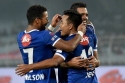 Isl 2020 21 Ishan Pandita Helps Fc Goa Register 2 2 Draw Against Chennaiyin Fc