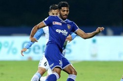 Isl 2020 21 Sipovic Own Goal Gives Jamshedpur 1 0 Win Against Chennaiyin Fc