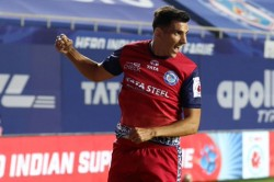 Isl 2020 21 Mumbai City Fc Suffer League Shield Setback As Jamshedpur Fc Claim Stunning Win