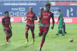 Isl 2020 21 Jamshedpur Hold On To Sixth Spot After Edging Bengaluru In Five Goal Thriller