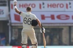 India Vs England Joe Roots Hundred Puts England 263