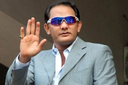 India Vs England Mohammad Azharuddin Says Rubber Soles Useful For Batsmen In Motera Pitch