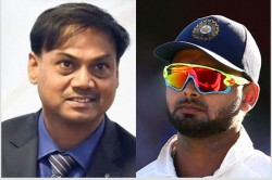 India Vs England Msk Prasad Reveals Story Behind Rishabh Pants U 19 World Cup Squad