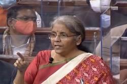 Nirmala Sitharaman Lauds Team India S Fightback In Australia During Budget 2021 Speech