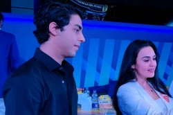 Preity Zinta Teases Aryan Khan After Buying Tamil Nadu Finisher In Ipl 2021 Auction