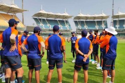 India Vs England Team India Starts Practice After Six Days Quarantine In Chennai