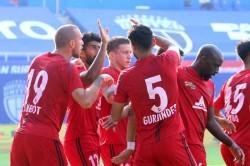 Isl 2020 21 Luis Machado Shine Northeast United Fc Beat Odisha Fc