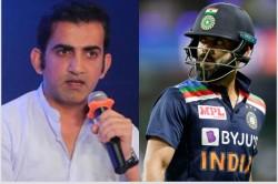 Gautam Gambhir Says I Never Had Question Marks On Virat Kohlis Odi Or Test Captaincy