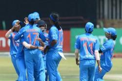Shafali Verma Smriti Mandhana Guide Hosts To 9 Wicket Win Against Sa Women