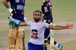 Psl 2021 Imran Tahir Removes His Jersey After Picking A Wicket