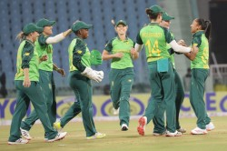 South Africa Women Win Last Ball Thriller Against India Women In 2nd T20i