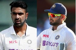 Ravichandran Ashwin Says Rishabh Pant Is Actually Letting Me Down On A Lot Of Occasions Over Drs Ca