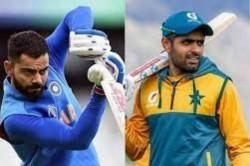 Babar Azam Recalls How Virat Kohli S Advice Helped Him Improve His Game