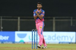 Ipl 2021 Who Is Chetan Sakariya Gets Big Wicket Of Ms Dhoni