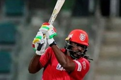 Chris Gayle Becomes First Batsman To Record 350 Sixes In Ipl History