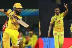 Ipl 2021 Pbks Vs Csk Deepak Chahar Moeen Ali And Faf Du Plessis Help Chennai Beat Punjab