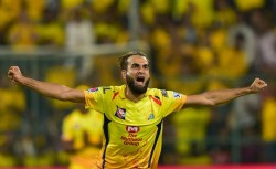 Best Players Are Already On The Field Imran Tahir Responds Csk Fan Question On Twitter
