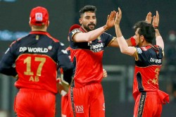 Ipl 2021 Hyderabadi Siraj Becomes The First Bowler To Bowl 50 Dot Balls