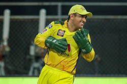 Csk Skipper Ms Dhoni Becomes 1st Wicketkeeper To Complete 150 Dismissals In Ipl