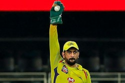 Ipl 2021 Csk Captain Ms Dhoni Can Be Banned After The Clash Against Punjab Kings