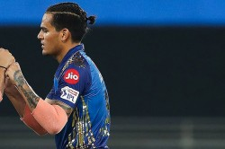Ipl 2021 Mi Vs Dc Rahul Chahar Gives A Glimpse Of His Girl Friend And Hairstylist Ishani