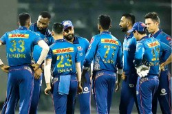Ipl 2021 Dc Vs Mi Rohit Sharma Has Been Fined Rs 12 Lakh For Maintaining Slow Over Rate