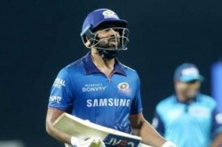 Ipl 2021 Rohit Sharma Risks Ipl Code Of Conduct Breach After Frustrated On Field Umpire S Decision
