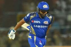 Dc Vs Mi Ipl 2021 Rohit Sharma Smashed One Handed Six Off Ashwin