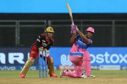 Ipl 2021 Rcb Vs Rr Shivam Dube Rahul Tewatia Helps Rajasthan Royals Score