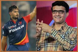 Sourav Ganguly Says I Am Obsessed With Rishabh Pant Enjoy Virat Kohli And Rohit Sharma S Batting