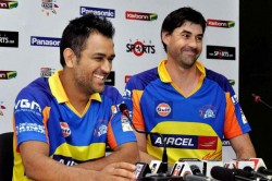 Ipl 2021 Stephen Fleming Says Ms Dhoni Is The Heartbeat Of Chennai Super Kings