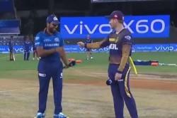 Kkr Vs Mi Unchanged Kolkata Bowl Mumbai Bring In Quinton De Kock For Chris Lynn