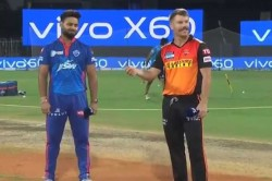 Ipl 2021 Srh Vs Dc Delhi Capitals Won The Toss And Opted To Bat Axar Patel Coming In For Lalit