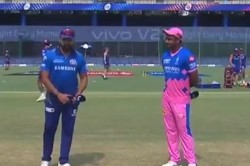 Ipl 2021 Mi Vs Rr Mumbai Indians Won The Toss And Opted To Bowl Ishan Kishan Out