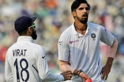 Ishant Sharma Says Before Virat Kohli Fat Percentages Weren T Talked About In The Team