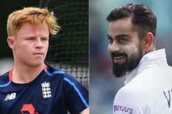India Vs England Ollie Pope Reveals Warning From Virat Kohli In 1st Test