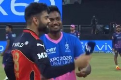 Ipl 2021 Virat Kohli Reaction After Winning The Toss Vs Rr Will Make You Laugh