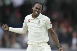Jofra Archer Departs Nmj Reifer With Banana Inswinger In Second Eleven Championship