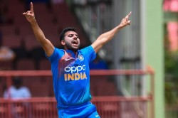 Ind Vs Sl Deepak Chahar Gives Vote To Shikhar Dhawan For Indian Captaincy